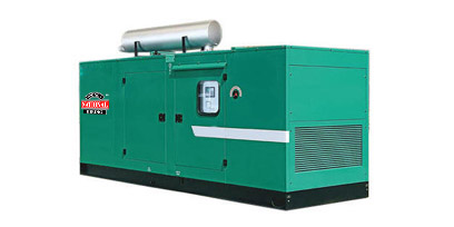 Soundproof Diesel Generator on Rent
